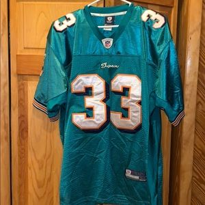 Men's Miami Dolphins jersey Daniel Thomas 33